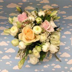 bridal bouquet wedding flowers by Alba Roses www.albaroses.com.au