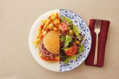 5 SIMPLE AND HEALTHY WAYS TO CUT PORTIONS – HealthyFitHouse