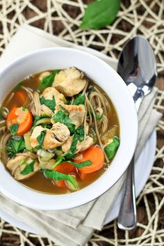 ... Chowders on Pinterest | Turkey soup, Turkey noodle soup and Turkey