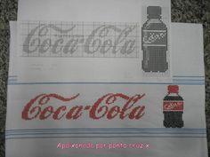 Coca Cola towel