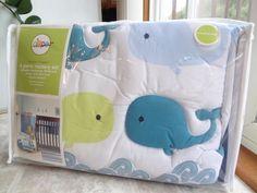 Circo 4-Piece Crib Nursery Bedding Set (NEW) Free Shipping