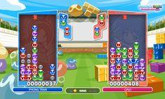 Ya disponible la demo de Puyo Puyo Tetris para Nintendo Switch