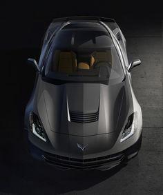 2014 Corvette Stingray. By far my favorite Corvette (besides the 1969 stingray, still the best)
