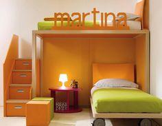 Desain Kamar Tidur Anak Perempuan   Kumpulan Desain Rumah Minimalis