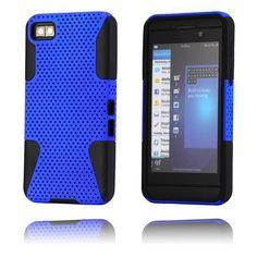 Shooter (Blå) Blackberry Z10 Cover