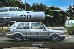 Mk.II GTI German fighter livery