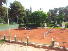 Don carlos clay courts #marbella
