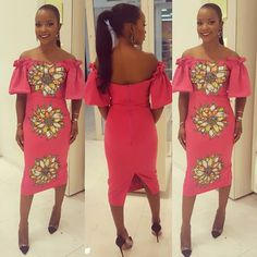I guarantee that you will book an appointment with your Tailor when you see these 30 Ankara inspired dresses - Tomi's Colour Pavilion African Print Fashion, Fashion Prints, Ankara Fashion, African Prints, Ankara Dress, Dress Skirt, Ghanaian Fashion, Patchwork Dress, African Wear