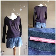 Jersey Comptoir des Cottoniers. La venta de VALENTINA, una diseñadora que subasta parte de su armario en Etoile No.5 www.etoileno5.com