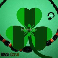 @BlackCoral4you black coral jewelry handcraft pendants, earrings, beads, necklaces Happy St.Patrick´s Day blackcoral4you.wo... pendientes de coral negro, cuentas, collares, joyeria hecha a mano Feliz Dia de San Patricio mail: blackcoral4you@ga... Galicia - SPAIN 100% HandMade #necklaces #coral #necklaces #joya #beads #black #jewellery #brazaletes #diy #cuentas #zuni #spiny #oyster #925 #sterling #DIY #nature #gioielli