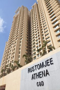 Rustomjee Athena, your own little universe, is a part of the 127-acre Rustomjee Urbania township in Thane.