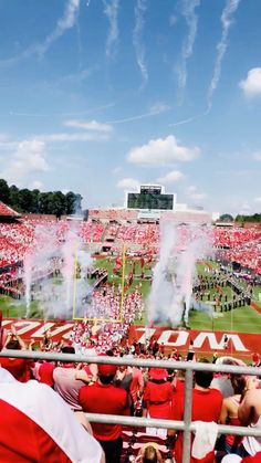"""NC State University , ncsu , Wolfpack football , college football """"Not any, otro estúpido Nc State Vet School, State College, College Life, North Carolina Colleges, Colleges In Florida, Nc State University, College Activities, High School Football Games, College Aesthetic"""