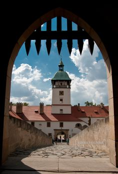 Romantic castle founded at the turn of the 13th and 14 century http://www.hrad-bouzov.cz/