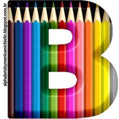 Alphabet Letters Design, Alphabet Board, Cute Letters, Graffiti Alphabet, Alphabet And Numbers, Letter Art, Alfabeto Graffiti, Abc School, Letter Symbols