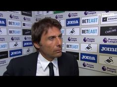Antonio Conte Post Match Interview vs Swansea 9/11/2016