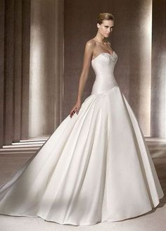 #Pronovias #Ballet Wedding Gown at #Le Dress Boutique.  $920