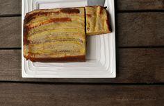 Banánová buchta vzhůru nohama – Živá kultura Gaps Diet, Lasagna, Banana Bread, French Toast, Kultura, Paleo, Vegan, Breakfast, Ethnic Recipes