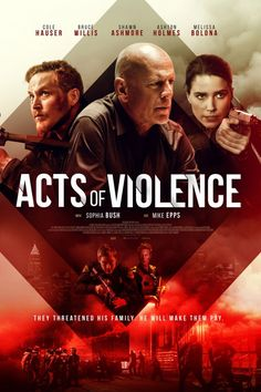 Click to View Extra Large Poster Image for Acts of Violence