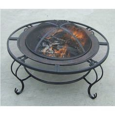 Garden Patio Firepit for use outdoors , Fire Pit, Fire Bowl, Patio Heater 19kg