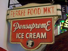 vintage sign museum - Google Search