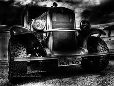 1929 Chevrolet Truck HDR