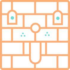 Alberto Diaz #threefivefifty #07 #sticker #3550 #design #ilustration #colors #street #art #barcelona Barcelona, Symbols, Peace, Logos, Character, Art, Art Background, Logo, Kunst