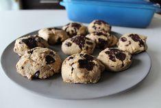 Gluten Free Dairy Free Keto Chocolate Chunk Cookies