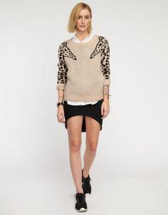 Giraffe Sweater