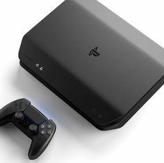 Sony Design, Id Design, Yanko Design, Electronics Projects, Cool Tech, Apple Tv, All Black, Playstation, Design Inspiration