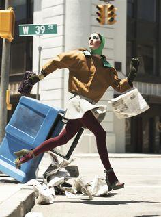 Art + Commerce - Artists - Stylists - Edward Enninful - American Vogue