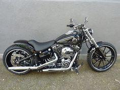 Harley-Davidson Breakout, deutsches Modell 2016