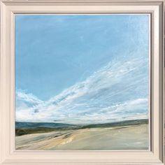Jane Skingley, Valley Lines, oil on board, 60x60cm Landscape Paintings, Landscapes, Oil, Board, Paisajes, Scenery, Landscape, Landscape Drawings, Planks