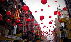 Resultado de imagem para chinatown new york