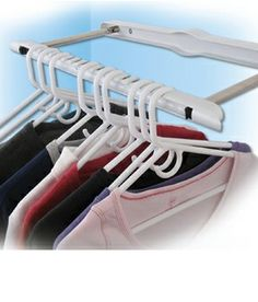 empty closet with hangers. Hang \u0027N Hide Empty Closet With Hangers