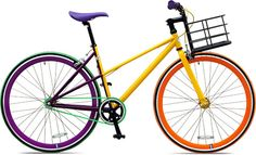 build your own bike! Urban Outfitters Bike Shop by Republic Bike | Gallery