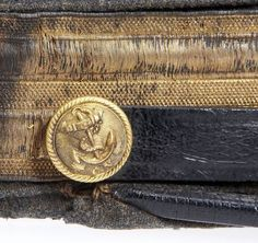 Detail of CSN visored cap - Heritage Auctions