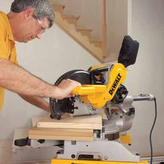 Excellent Table Saws, Miter Saws And Woodworking Jigs Ideas. Alluring Table Saws, Miter Saws And Woodworking Jigs Ideas. Woodworking At Home, Woodworking Saws, Woodworking Projects, Sliding Compound Miter Saw, Compound Mitre Saw, Miter Saw Reviews, Warehouse Home, Fence Design, Plywood