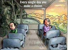Positive outlook vs negative outlook Optimist or pessimist?  Your attitude determines a lot about how things will go for you and where you will end up!