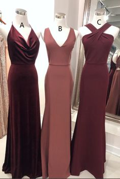 Long Bridesmaid Dresses, Burgundy Bridesmaid Dresses, Mermaid Bridesmaid dress Opt for a best suited best Mermaid Bridesmaid Dresses, Bridesmaid Dress Colors, Wedding Dresses, Elegant Bridesmaid Dresses, Velvet Bridesmaid Dresses, Sequin Bridesmaid, Formal Dresses For Weddings, Mermaid Dresses, Dresses Short