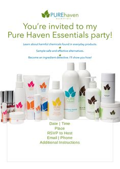 Pure+Haven+Essentials+Invitation