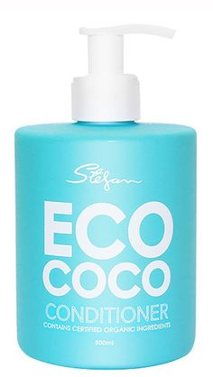 Eco Coco - Natural / Organic Hair Conditioner (16.9 oz / 500 ml, Made in Australia) *** This is an Amazon Affiliate link. You can find more details by visiting the image link.