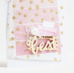 Card with Bag by Nikki Kehr Nimena