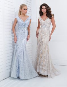 75332b1048 Love this Champagne beaded evening gown!- TBE11429  eveninggown   eveningdress  formalwear