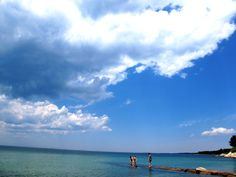 Stoney Beach in June