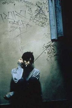 Jared Leto in Requiem For A Dream / Darren Aronofsky 2000 / based on the novel by Hubert Selby Jr.