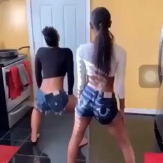 The 10 Best Home Decor (with Pictures) - Tag someone who can twerk - Foll. The 10 Best Home Decor (with Pictures) - Tag someone who can twerk - Foll.,Funny vids that brighten ya day humor moms media tok videos funny videos Twerk Dance Video, Best Twerk Video, Dance Music Videos, Dance Choreography Videos, Danse Twerk, Baile Hip Hop, Funny Dancing Gif, Black Girls Videos, Funny Black Memes