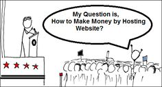 Are you making money from hosting your website? Here is a website hosting that pays only hosting your website with them. No matter how is your website or blog. See yourself..