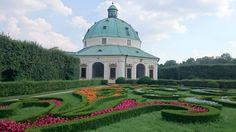 Park Kvetna Zahrada (UNESCO site) - Kromeriz, Czech Republic Czech Republic, 2 In, Trip Advisor, Taj Mahal, Park, Building, Photos, Travel, Voyage