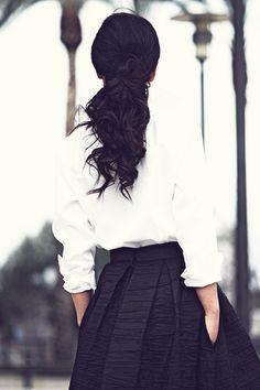 Fashion Inspiration | Black & White