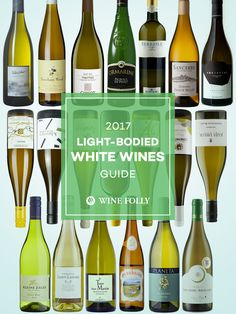 Light-bodied white wines to look for in 2017
